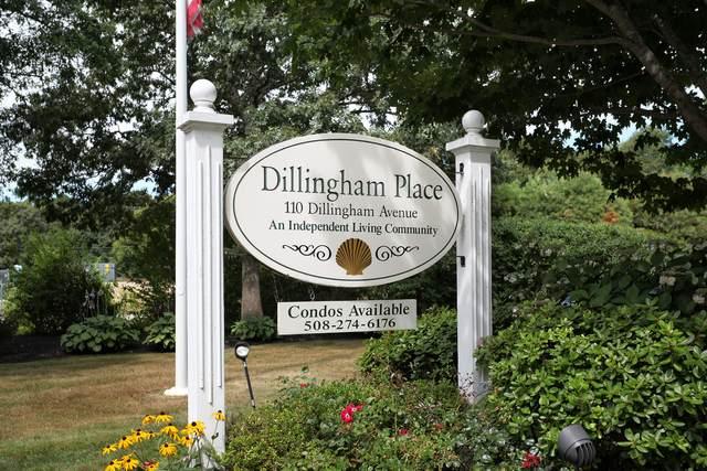 110 Dillingham Avenue 311U, Falmouth, MA 02540 (MLS #22004893) :: Cape Cod and Islands Beach Properties