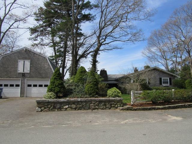 44 Highland Shores Drive, Weweantic, MA 02571 (MLS #21803172) :: Rand Atlantic, Inc.