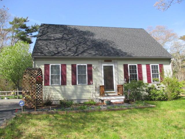 32 Yale Drive, East Falmouth, MA 02536 (MLS #21803308) :: Rand Atlantic, Inc.