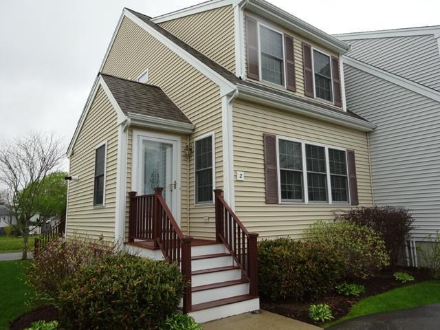 2 Carleton Street #2, Onset, MA 02558 (MLS #21803336) :: ALANTE Real Estate