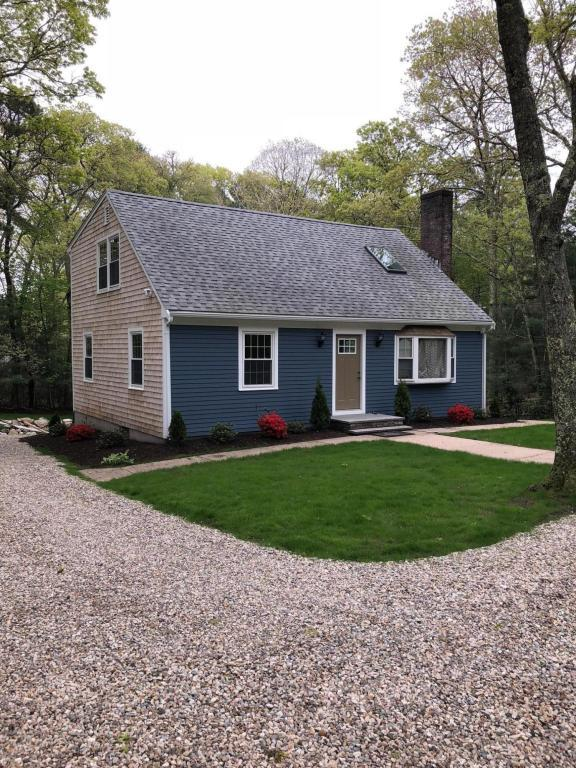217 Turner Road, East Falmouth, MA 02536 (MLS #21803560) :: Rand Atlantic, Inc.