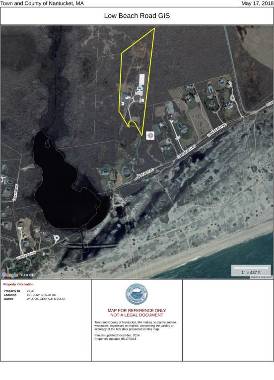 101 Low Beach Road B, Nantucket, MA 02554 (MLS #21803574) :: Rand Atlantic, Inc.