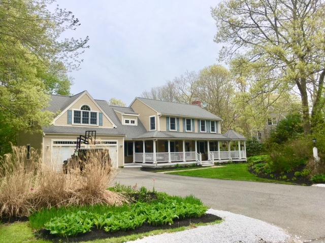 14 Grand Oak Road, Forestdale, MA 02644 (MLS #21803620) :: ALANTE Real Estate