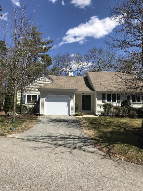 6 North Ridge Road, Mashpee, MA 02649 (MLS #21803644) :: ALANTE Real Estate