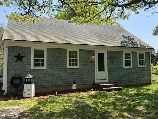 18 Wood Road, South Yarmouth, MA 02664 (MLS #21803749) :: ALANTE Real Estate