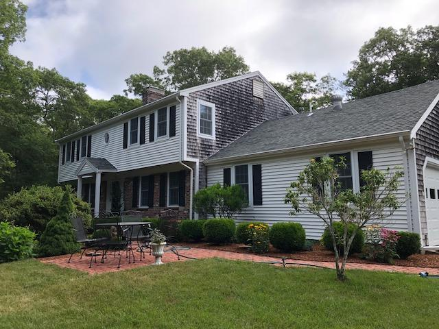 360 Turtleback Road, Marstons Mills, MA 02648 (MLS #21805555) :: Bayside Realty Consultants