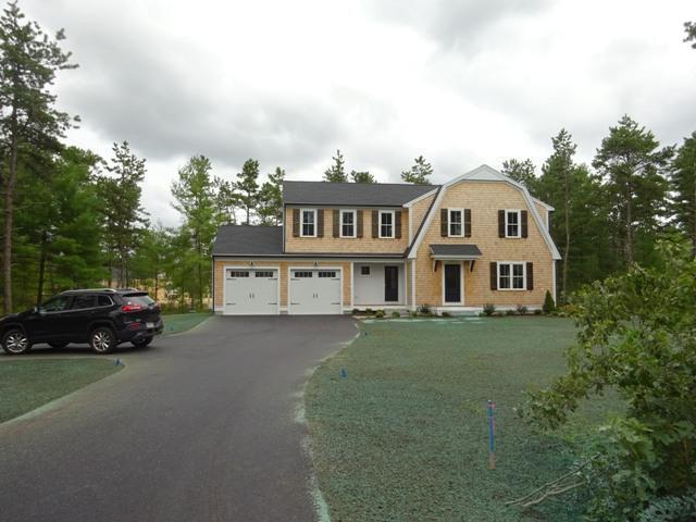 5 Pine Needle Lane, Wareham, MA 02571 (MLS #21806917) :: ALANTE Real Estate