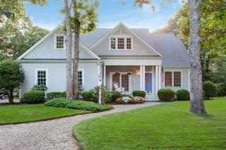 125 Piney Road, Cotuit, MA 02635 (MLS #21807227) :: ALANTE Real Estate