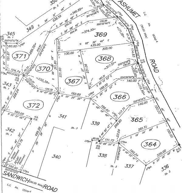 364,366-68-70-72 Ashumet Road, East Falmouth, MA 02536 (MLS #21901027) :: Rand Atlantic, Inc.