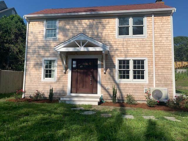 45 Cedar Swamp Lane, Chatham, MA 02633 (MLS #22001732) :: Leighton Realty