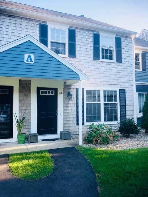 248 Camp Street A4, West Yarmouth, MA 02673 (MLS #22004809) :: Leighton Realty