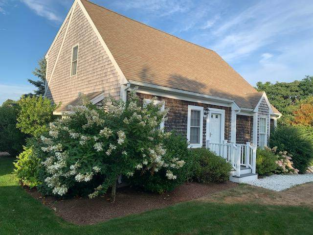 121 Camp Street #83, West Yarmouth, MA 02673 (MLS #22005587) :: Leighton Realty