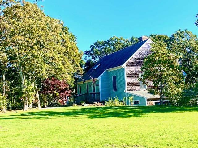 8 Sumner Lane, Brewster, MA 02631 (MLS #22007542) :: Kinlin Grover Real Estate