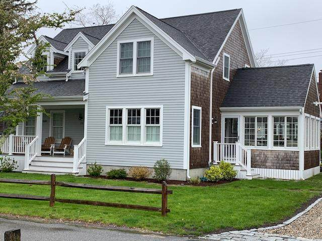25 George Street, Barnstable, MA 02630 (MLS #22102435) :: EXIT Cape Realty