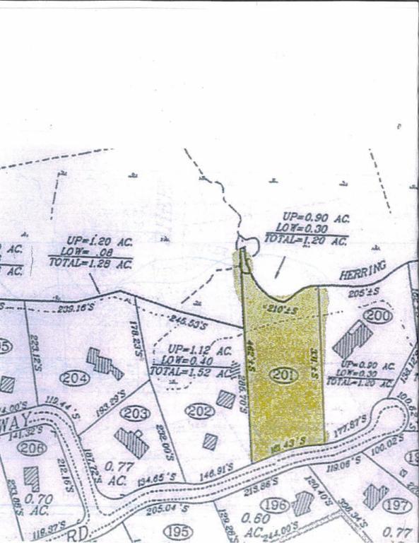 215 Herring River Road, Wellfleet, MA 02667 (MLS #21609501) :: Rand Atlantic, Inc.
