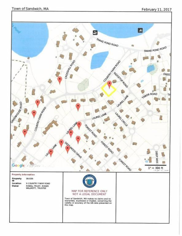 9 Country Farm Road, Forestdale, MA 02644 (MLS #21700921) :: Rand Atlantic, Inc.