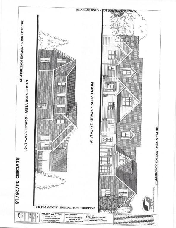 20 Hannah Way, East Sandwich, MA 02537 (MLS #21803538) :: Rand Atlantic, Inc.