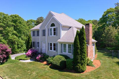 9 Weatherdeck Drive, Bourne, MA 02532 (MLS #21904338) :: Bayside Realty Consultants
