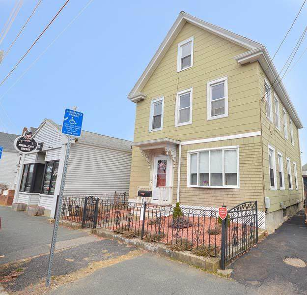 206 Dartmouth Street, New Bedford, MA 02740 (MLS #22101447) :: EXIT Cape Realty