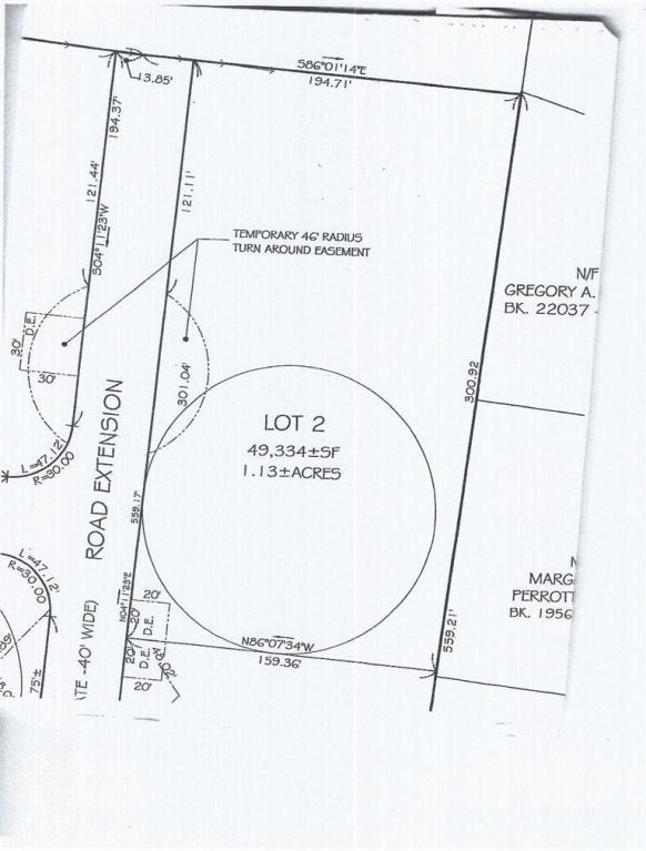 29-Lot 2 Robert Road, South Harwich, MA 02661 (MLS #21407884) :: Rand Atlantic, Inc.