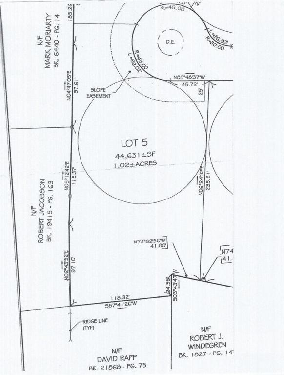 6-Lot 5 Bosley Way, South Harwich, MA 02661 (MLS #21407887) :: Rand Atlantic, Inc.