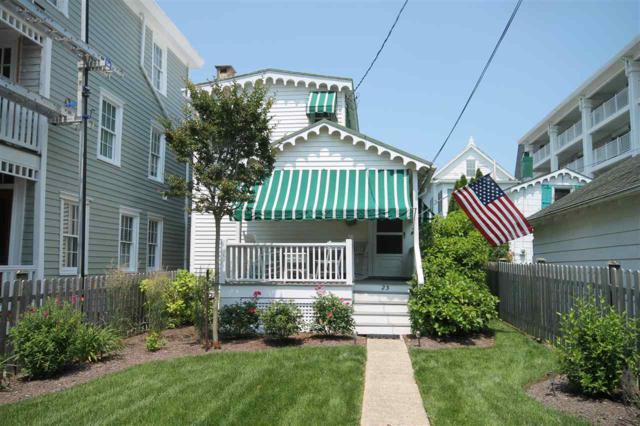23 Windsor, Cape May, NJ 08204 (MLS #176827) :: The Ferzoco Group