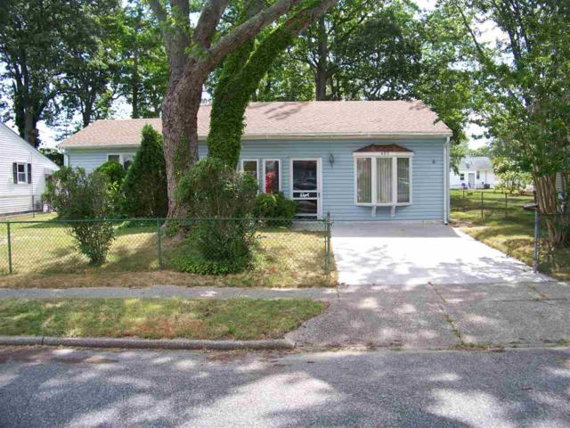 405 Winslow Ave, North Cape May, NJ 08204 (MLS #176871) :: The Ferzoco Group