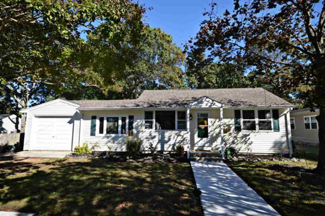 401 Eldredge, North Cape May, NJ 08204 (MLS #178833) :: The Ferzoco Group