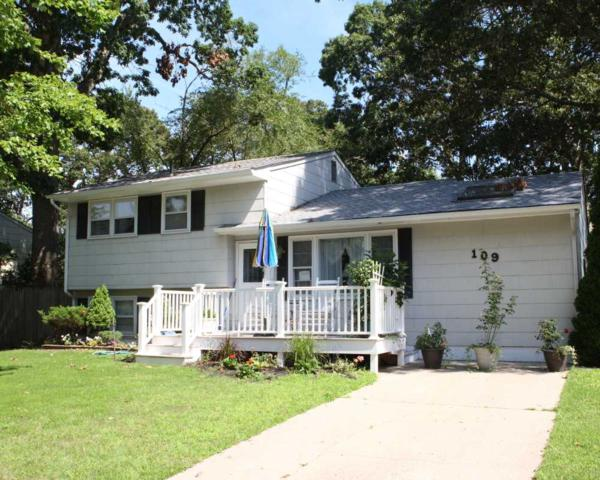 109 Old Mill Drive, North Cape May, NJ 08204 (MLS #178892) :: The Ferzoco Group