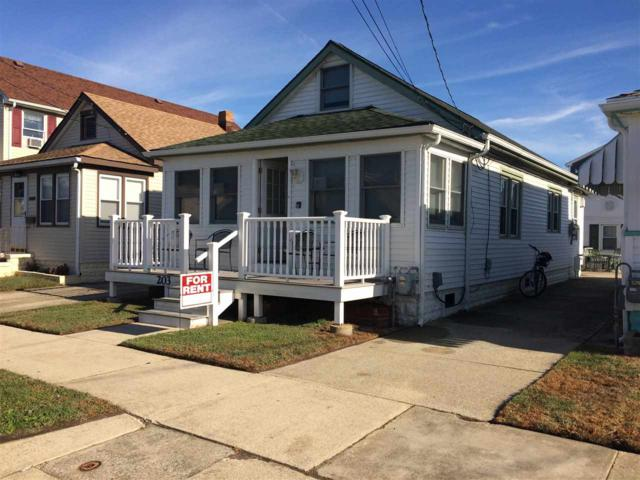 203 W 23rd, North Wildwood, NJ 08260 (MLS #178919) :: The Ferzoco Group
