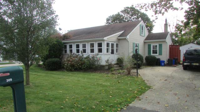 309 Hand, Cape May Court House, NJ 08210 (MLS #178920) :: The Ferzoco Group