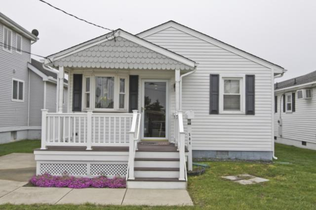 504 W Oak, North Wildwood, NJ 08260 (MLS #182014) :: The Ferzoco Group