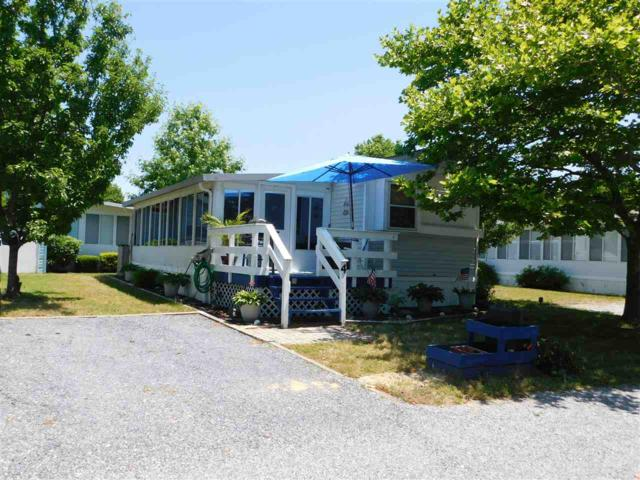 35 Route 47 South #4, Cape May Court House, NJ 08210 (MLS #182550) :: The Ferzoco Group