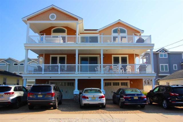 105 88th Street Top Floor, Sea Isle City, NJ 08243 (MLS #183319) :: The Ferzoco Group