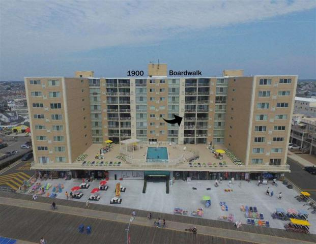 1900 Boardwalk #402, North Wildwood, NJ 08260 (MLS #183449) :: The Ferzoco Group
