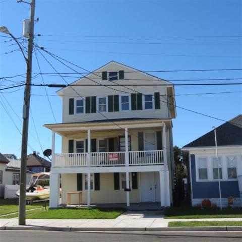 116 W 17th Avenue, North Wildwood, NJ 08260 (MLS #184579) :: The Ferzoco Group