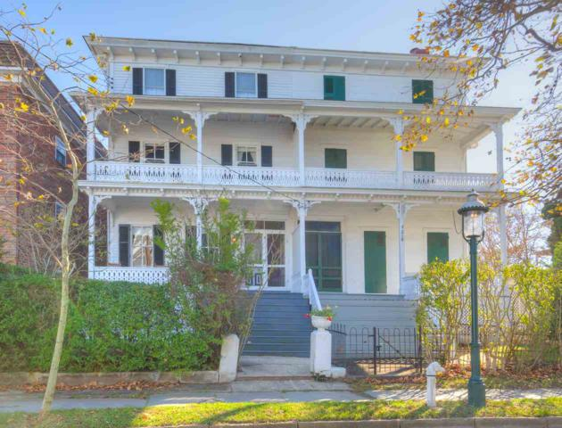220 S Lafayette, Cape May, NJ 08204 (MLS #184986) :: The Ferzoco Group