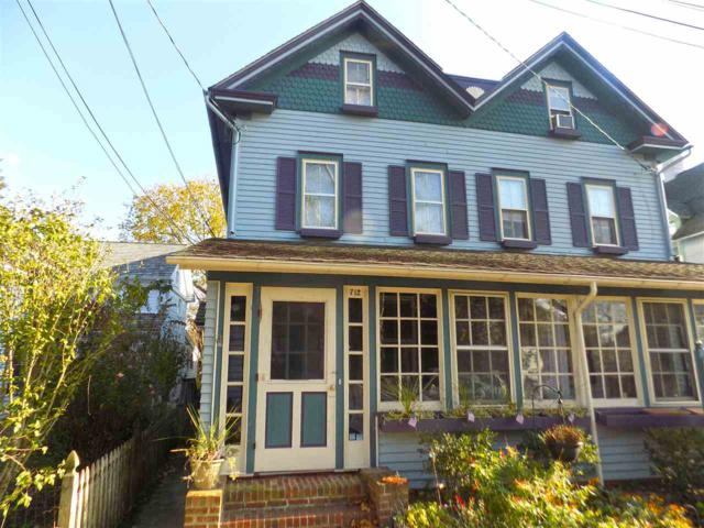 712 Corgie Street #B B, Cape May, NJ 08204 (MLS #185196) :: The Ferzoco Group