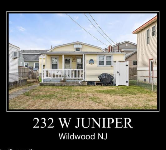 232 W Juniper, Wildwood, NJ 08260 (MLS #185262) :: The Ferzoco Group