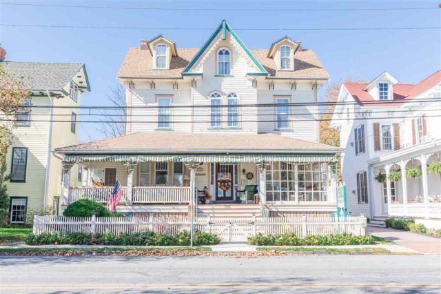 705 Columbia, Cape May, NJ 08204 (MLS #188072) :: The Ferzoco Group