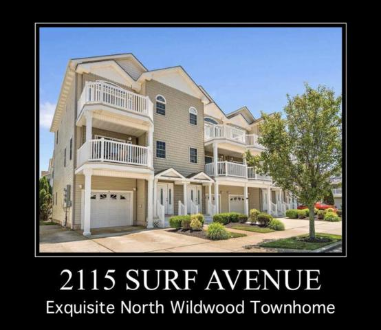 2115 Surf #2115, North Wildwood, NJ 08260 (MLS #188260) :: The Ferzoco Group