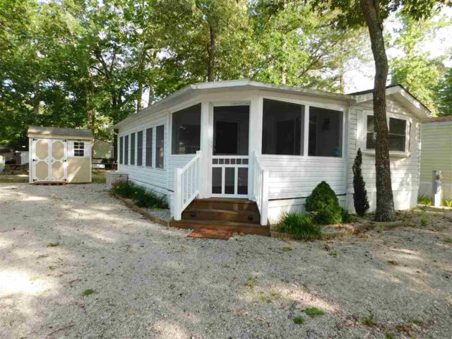 206 Stagecoach Road  #505 #505, Cape May Court House, NJ 08210 (MLS #188264) :: The Ferzoco Group