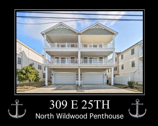309 E 25th #200, North Wildwood, NJ 08260 (MLS #188691) :: The Ferzoco Group