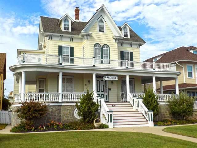 819 Beach #21, Cape May, NJ 08204 (MLS #190036) :: The Ferzoco Group