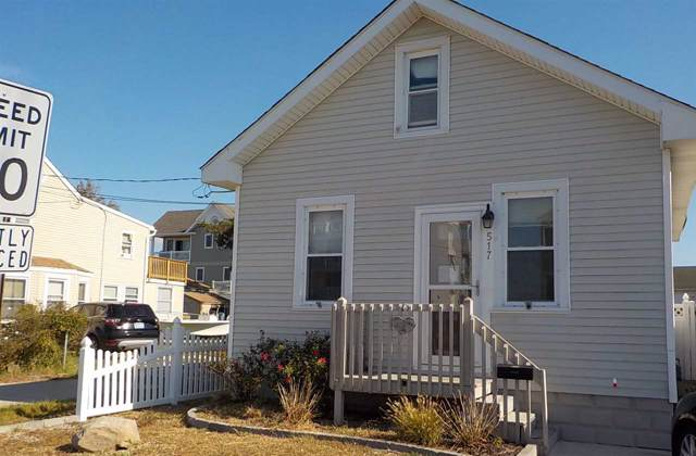 517 W Spruce, North Wildwood, NJ 08260 (MLS #190109) :: The Ferzoco Group