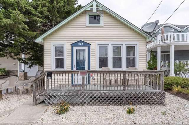 213 89th Street, Sea Isle City, NJ 08243 (MLS #190165) :: Toll.French.Group
