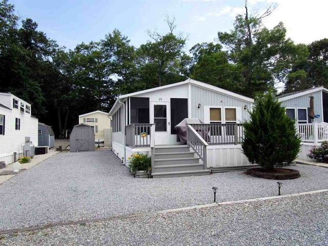 113 Whale Beach Ave @ Holly Lake #113, Dennisville, NJ 08214 (MLS #200925) :: Jersey Coastal Realty Group