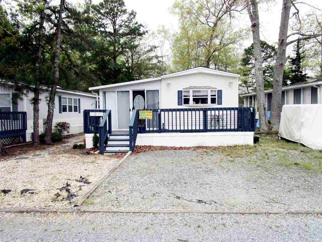 240 Holly Drive #240, Dennisville, NJ 08214 (MLS #200965) :: Jersey Coastal Realty Group