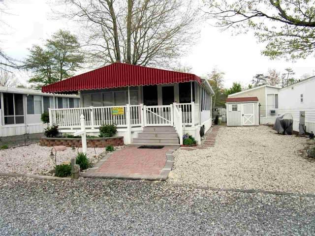 167 Edson Drive #167, Dennisville, NJ 08214 (MLS #201016) :: Jersey Coastal Realty Group
