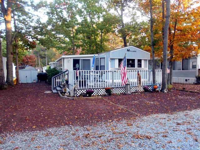 63 Avalon Avenue #63, Dennisville, NJ 08214 (MLS #201085) :: Jersey Coastal Realty Group